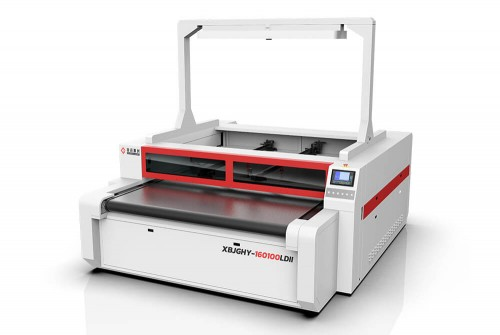double head camera laser cutter
