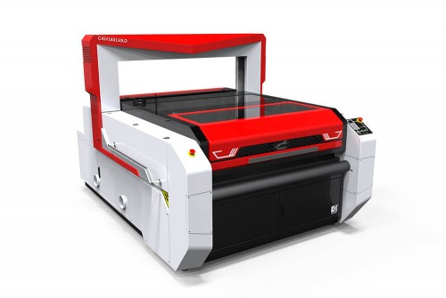 sublimation laser cutting machine