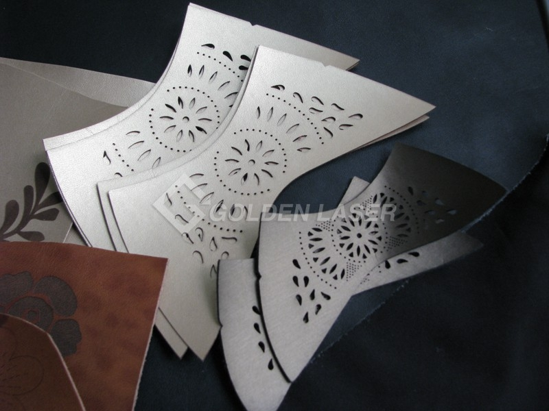 laser cutting engraving leather